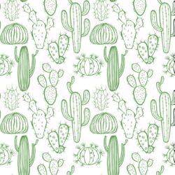 Keramikdekor Kaktus
