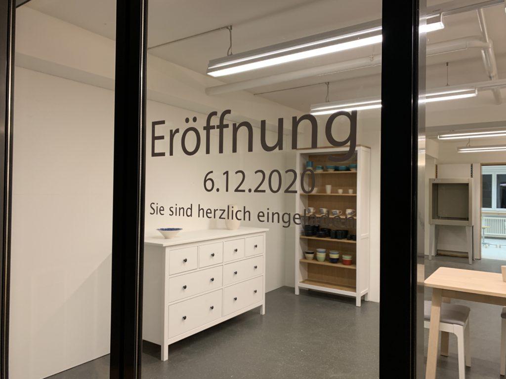 Die neue Töpferschule wird bald eröffnet